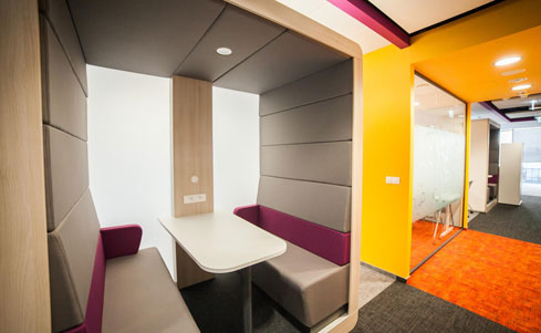 Lounge Pods