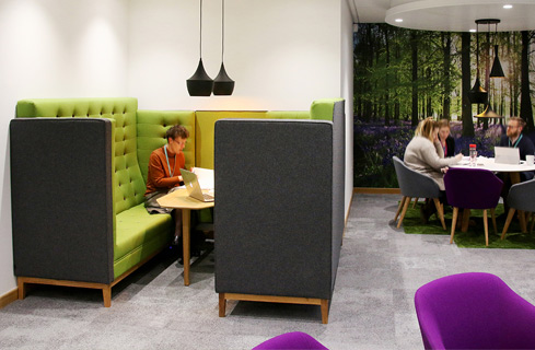 Office Sofa Dens