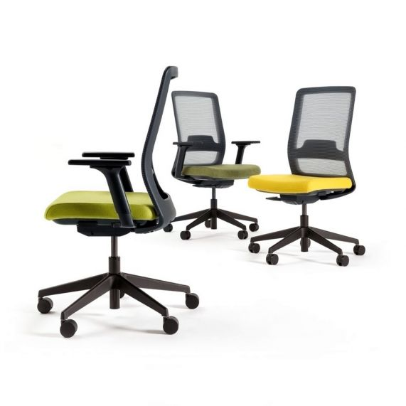 Max Task Chair Max Mesh Back Office Chairs Furnify