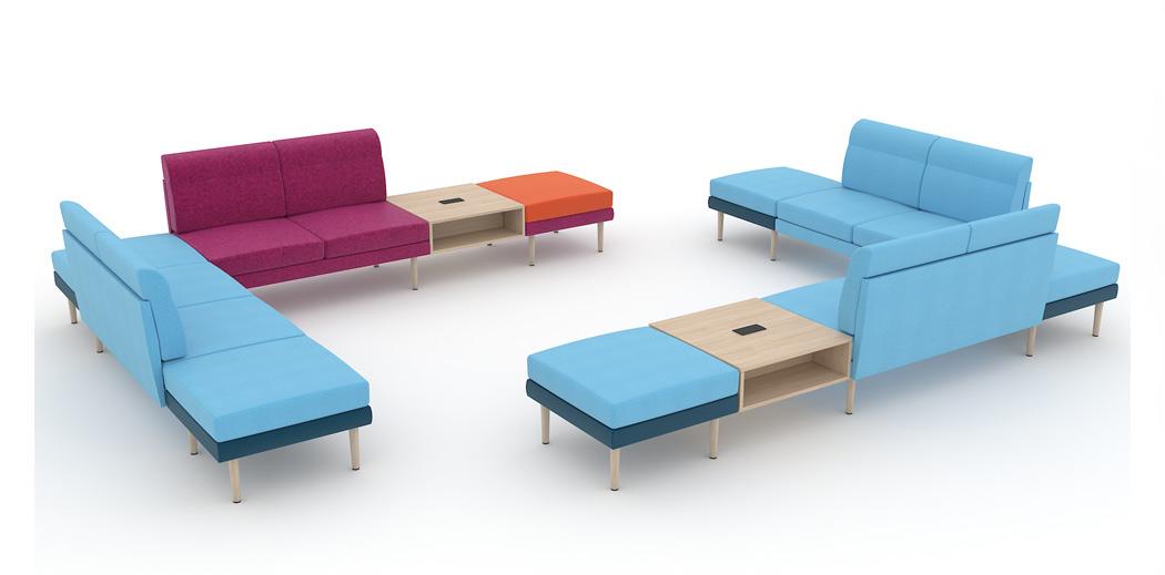 Arcipelago Modular Seating