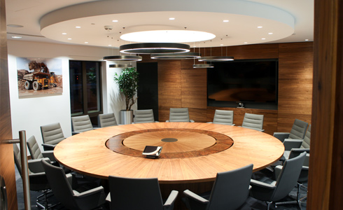 Bespoke Meeting Tables