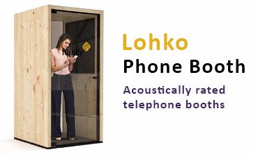 Lohko Phone Booths